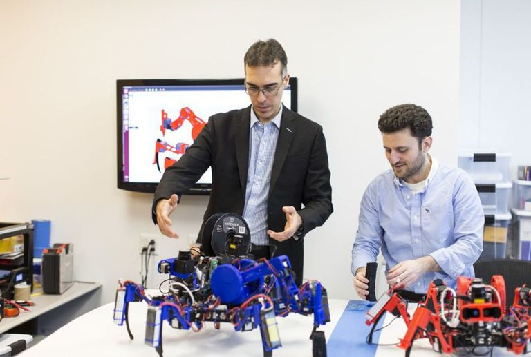 Spider Robots Can Be A New Big Thing In 3D Printing