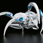 Development Of Spider Robot