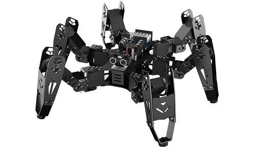 Challenges In Spider Robot Models